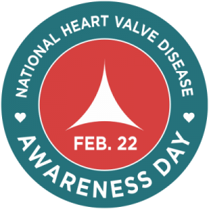 Heart Valve Disease Awareness Day is February 22