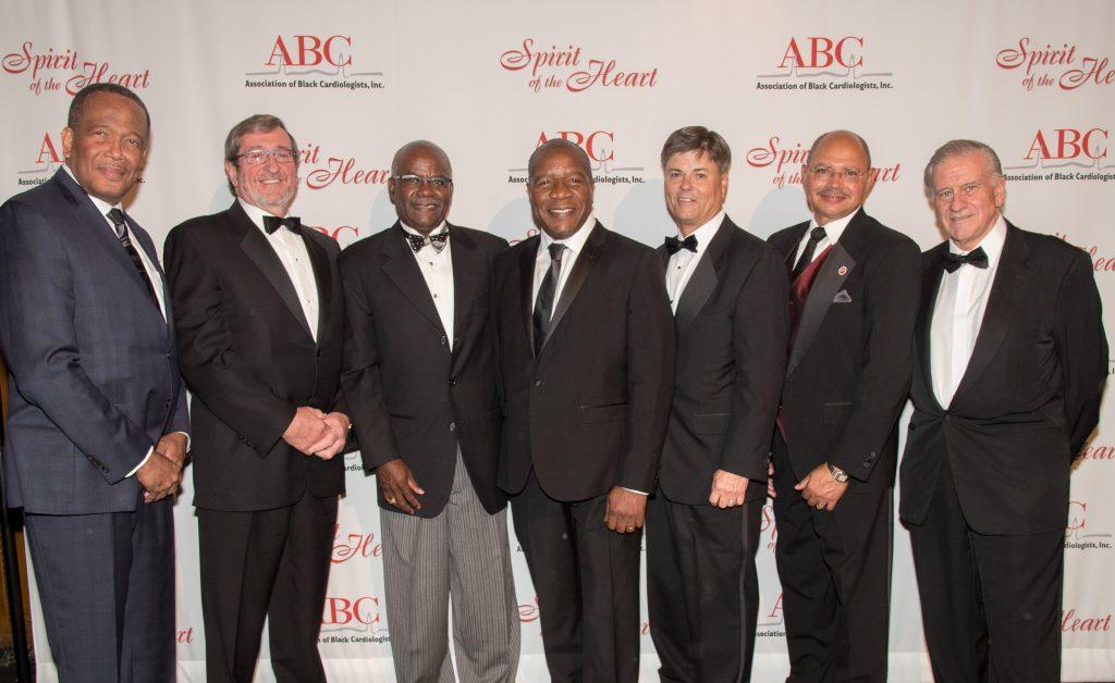 Spirit of the Heart Award Recipients