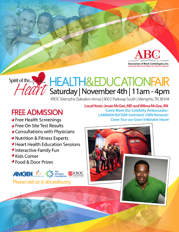 Memphis, TN Health Fair
