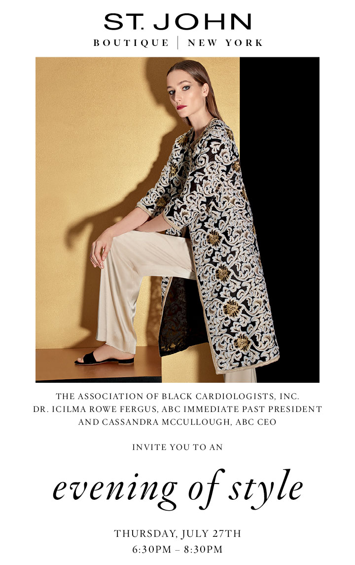An Evening of Style to Benefit ABC | Association of Black Cardiologists