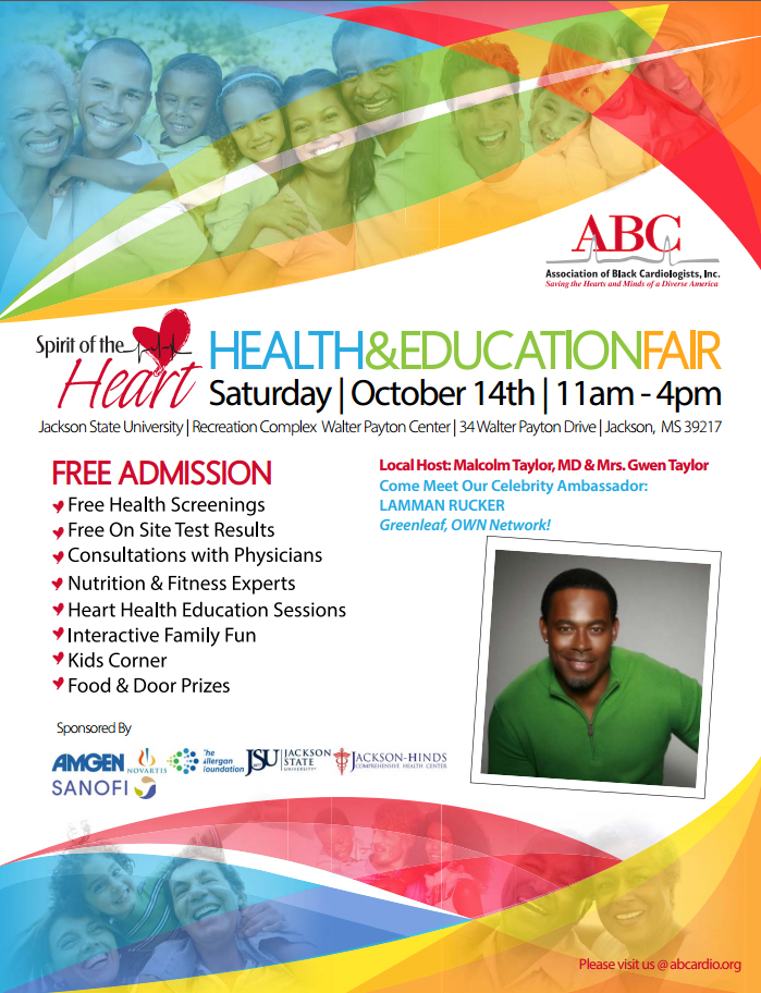Jackson MS Health Fair
