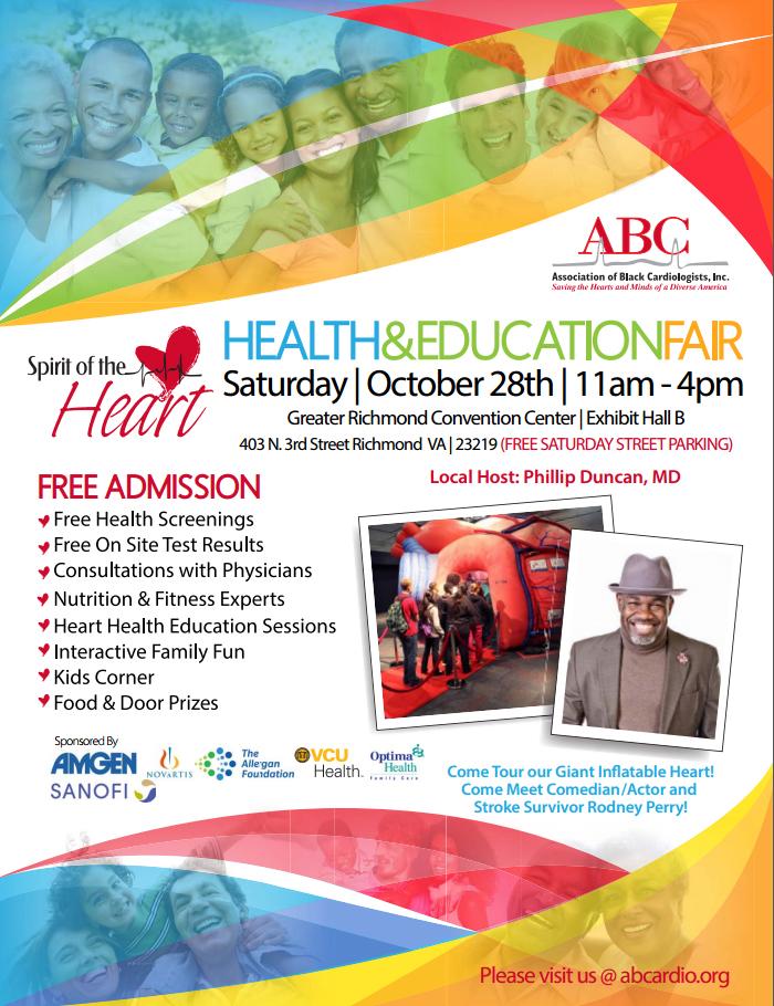Richmond VA Health Fair