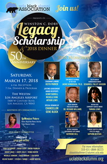 UBAA 2018 Legacy Dinner