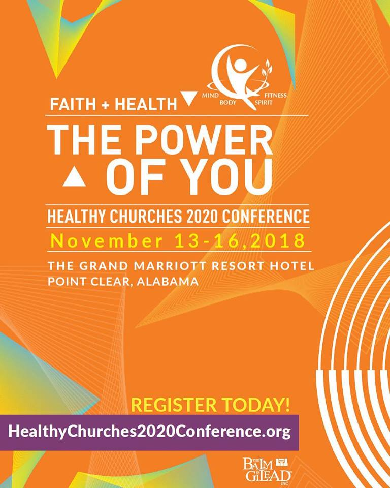 Healthy Churches Conference 2018