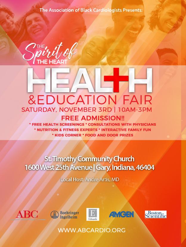GAry Health and Education Fair