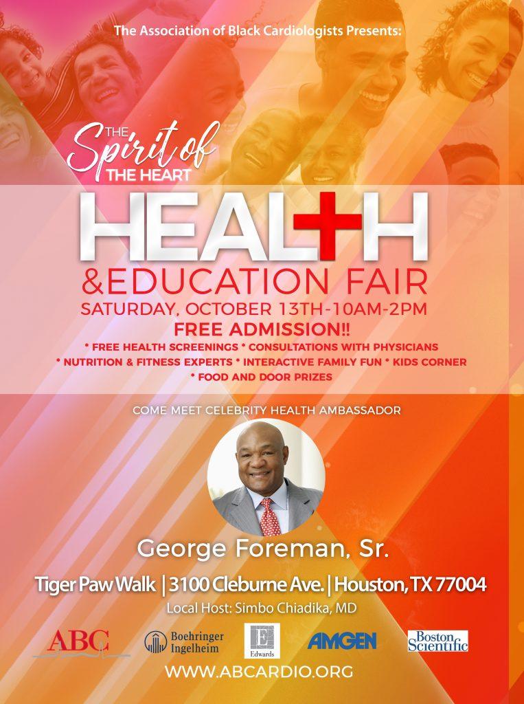 Houston Health and Education Fair
