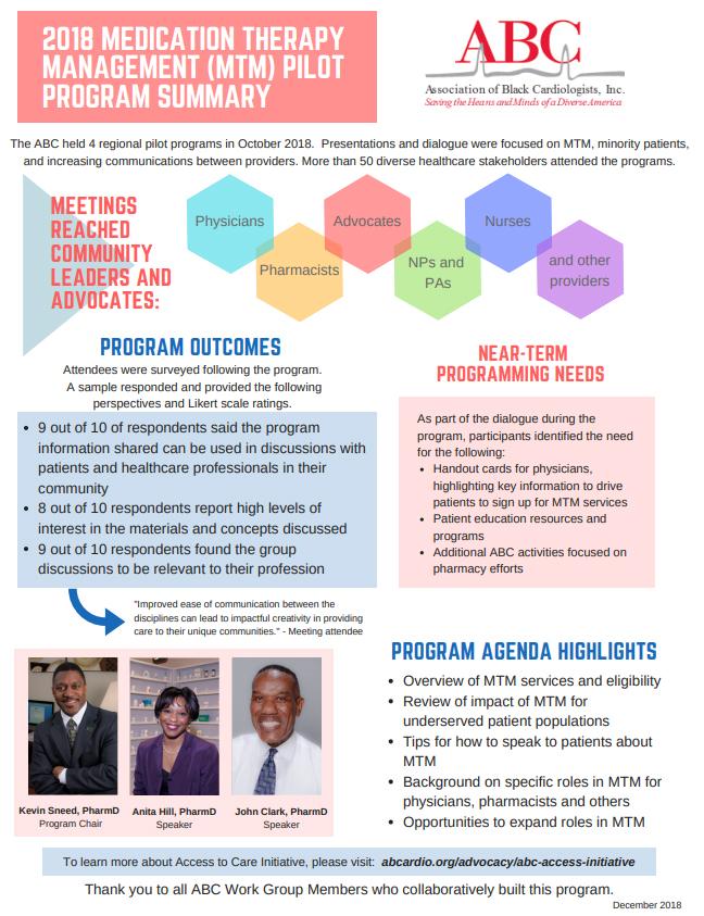 MTM Program Summary