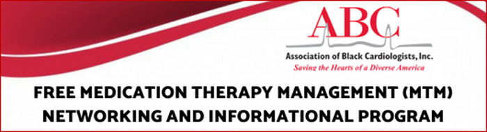ABC Medication Therapy Management (MTM) Networking and Informational Program
